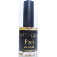 Winter nails Płyn do skórek
