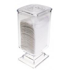 Pojemnik na waciki z wacikami (100szt)