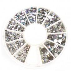 Ozdoby do paznokci Kryształki K1
