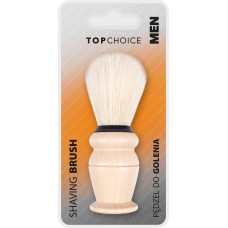 Top Choice Pędzel do golenia 30666 ANTYALERGICZNY